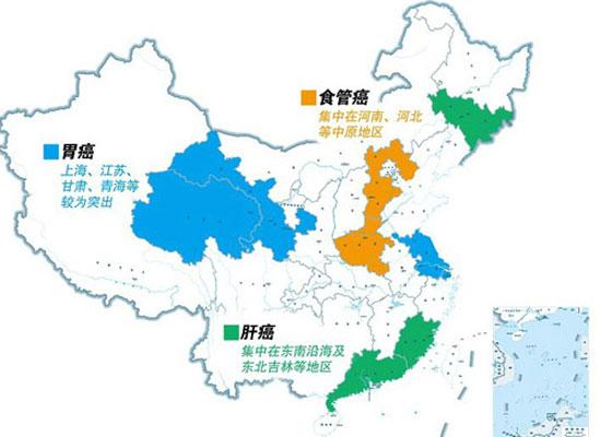 网传最新版中国癌症地图到底靠不靠谱?